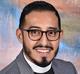 Picture of Reverend Dr. Michael Diaz